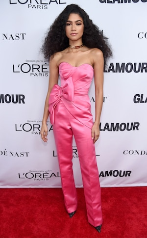 Zendaya, Glamour 2017 Women of The Year Awards